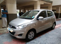 2012 Hyundai i10 SPORTZ 1.2 AT KAPPA2