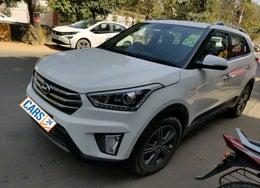 2017 Hyundai Creta 1.6 CRDI SX PLUS AUTO
