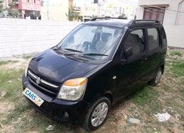 2007 Maruti Wagon R Duo LXI LPG