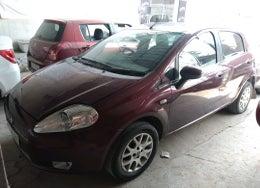 2012 Fiat Grand Punto