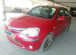 2011 Toyota Etios GD
