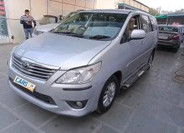 2012 Toyota Innova 2.5 VX 7 STR BS IV