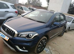 2017 Maruti S Cross ALPHA SHVS