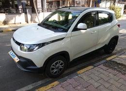 2016 Mahindra Kuv100 K6+ 6 STR