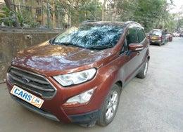 2019 Ford Ecosport 1.5 TITANIUM TI VCT