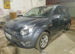 2012 Ford Figo 1.2 TITANIUM DURATEC