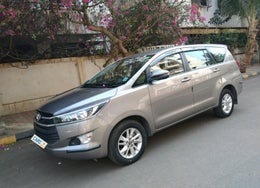 2019 Toyota Innova Crysta 2.8 GX AT 8 STR