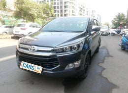 2016 Toyota Innova Crysta 2.8 ZX AT 7 STR