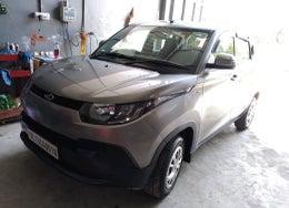 2016 Mahindra Kuv100 K4+ D 6 STR