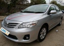 2012 Toyota Corolla Altis G AT
