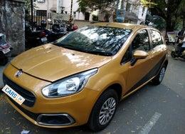 2015 Fiat Punto EVO
