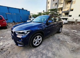 2016 BMW X1 SDRIVE 20D