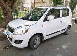 2017 Maruti Wagon R 1.0 VXI OPT