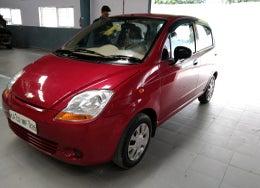 2010 Chevrolet Spark LS 1.0 LPG