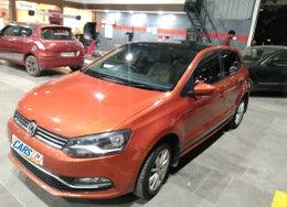 2015 Volkswagen Polo HIGHLINE1.2L PETROL