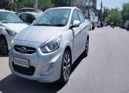2013 Hyundai Verna FLUIDIC 1.6 SX CRDI