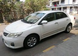 2011 Toyota Corolla Altis D 4D G