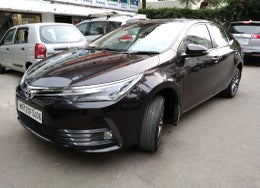 2018 Toyota Corolla Altis VL AT