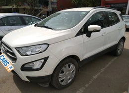 2018 Ford Ecosport 1.5 TREND+ TDCI