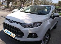 2016 Ford Ecosport 1.5 TITANIUM TI VCT