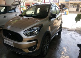 2018 Ford FREESTYLE TITANIUM 1.2 TI-VCT MT