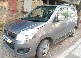 2018 Maruti Wagon R 1.0 VXI