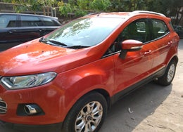 2013 Ford Ecosport 1.5 TITANIUM TI VCT AT