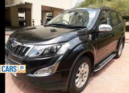 2016 Mahindra XUV500 W10 AT FWD