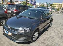 2015 Volkswagen Polo COMFORTLINE 1.2L PETROL