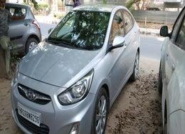 2011 Hyundai Verna FLUIDIC 1.6 SX VTVT OPT AT