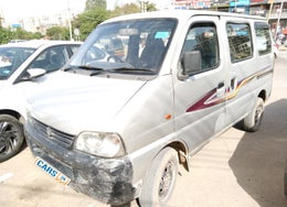 2012 Maruti Eeco 5 STR CNG WITH HTR