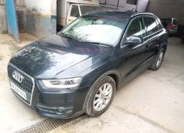2012 Audi Q3 2.0 TDI QUATTRO