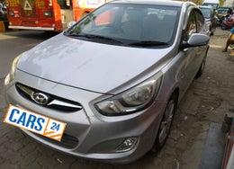 2011 Hyundai Verna FLUIDIC 1.6 SX VTVT