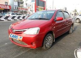 2013 Toyota Etios
