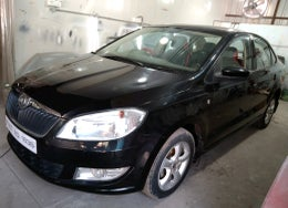 2015 Skoda Rapid AMBITION 1.6 MPFI MT