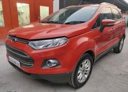 2014 Ford Ecosport 1.5 TITANIUM TI VCT AT