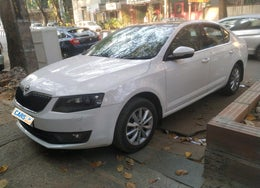 2015 Skoda Octavia ELEGANCE 2.0 TDI CR AT