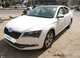2017 Skoda Superb 2.0 TDI CR STYLE AT