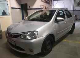 2014 Toyota Etios GD