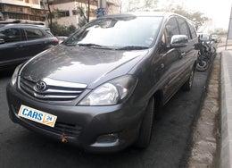 2009 Toyota Innova 2.5 V 8 STR