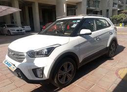 2016 Hyundai Creta 1.6 SX PLUS AUTO PETROL
