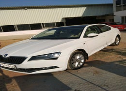 2016 Skoda Superb 1.8 TSI LK AT