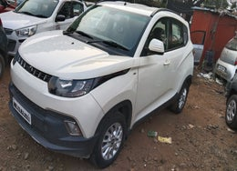 2016 Mahindra Kuv100 K8 D 6 STR