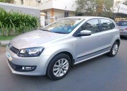 2013 Volkswagen Polo HIGHLINE1.2L PETROL