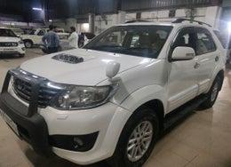 2012 Toyota Fortuner 3.0 MT 4X2