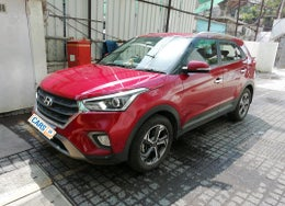 2019 Hyundai Creta 1.6 SX (O) VTVT