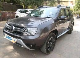 2018 Renault Duster RXZ 85 PS DIESEL