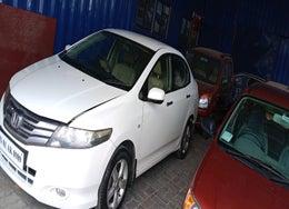 2010 Honda City V AT