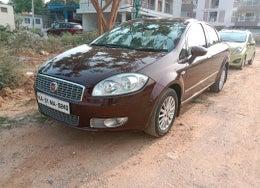 2010 Fiat Linea EMOTION PK 1.4