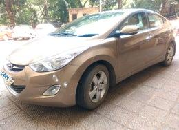 2015 Hyundai New Elantra SX 1.8 AT